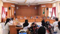 Hearing Forum PAUD dengan DPRD Payakumbuh
